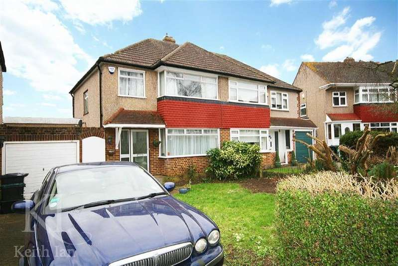 3 Bedrooms Semi Detached House for sale in Sheldon Close, West Cheshunt