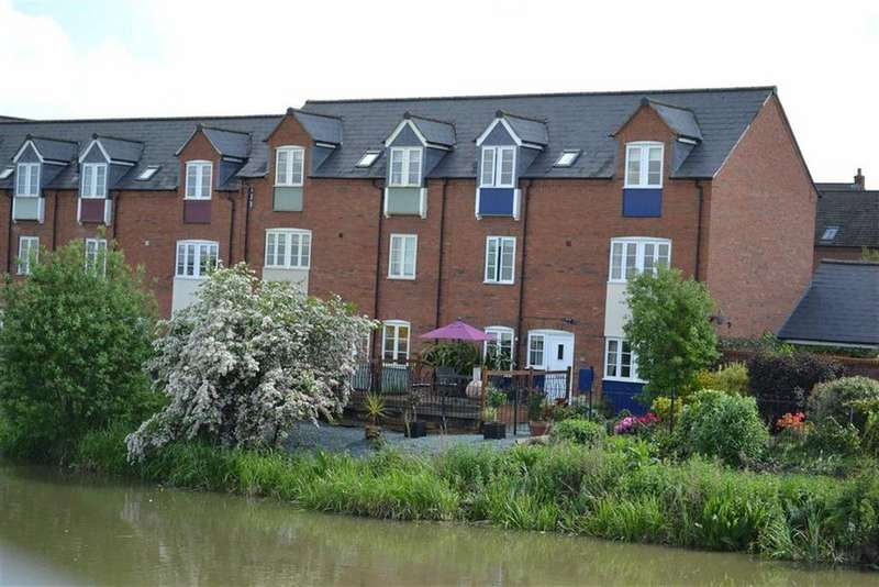 4 Bedrooms Terraced House for sale in Market Bosworth