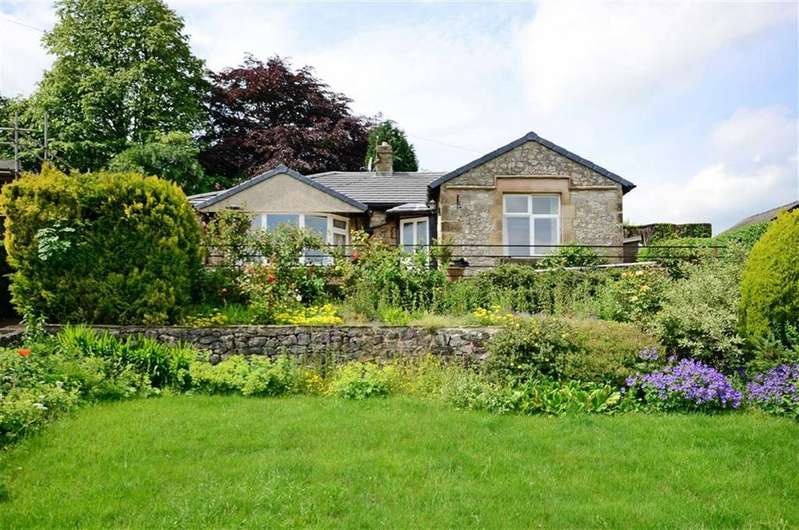 3 Bedrooms Bungalow for sale in Wynburgh, The Yeld, Bakewell, Derbyshire, DE45