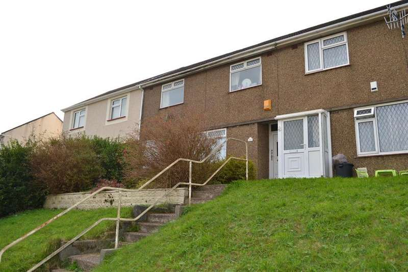 2 Bedrooms Terraced House for sale in Penderry Road, Penlan, Swansea