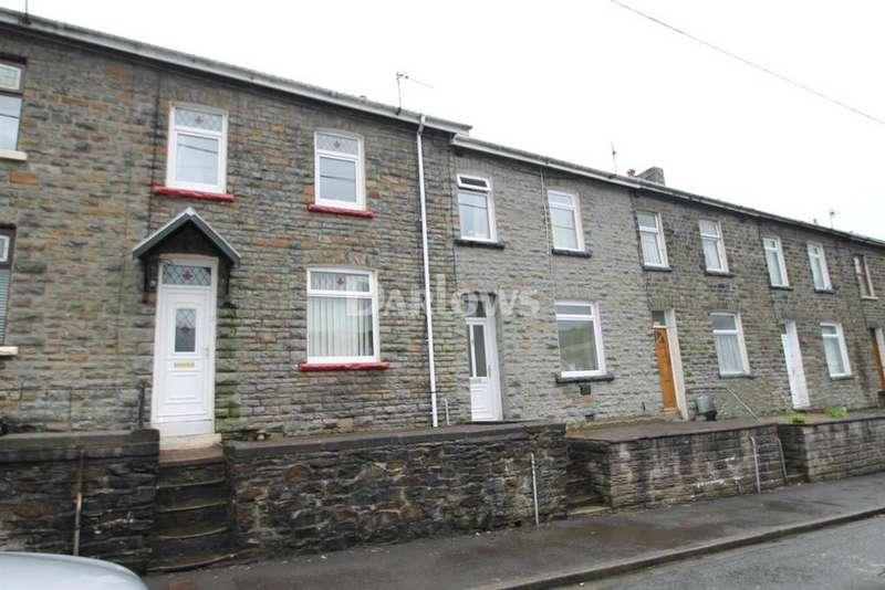2 Bedrooms Terraced House for sale in Bryn Eirw, Trehafod