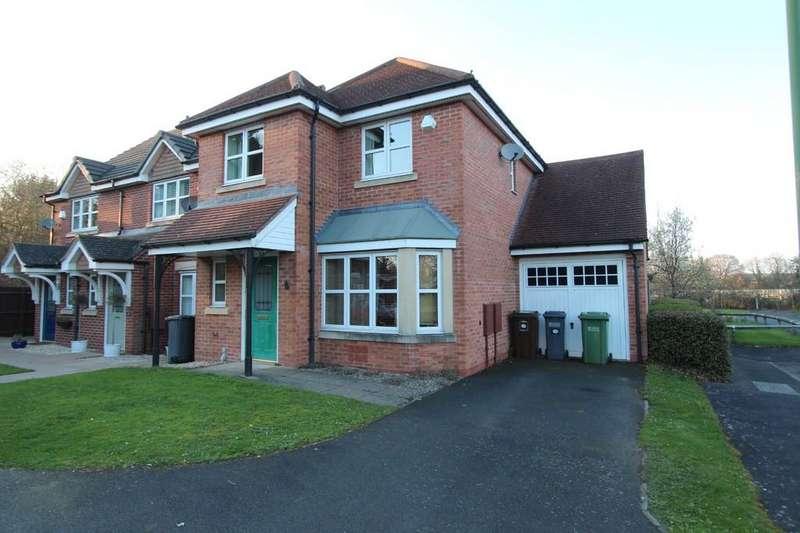 3 Bedrooms Detached House for sale in Rashwood Close, Hockley Heath