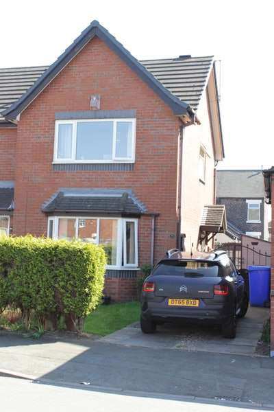 2 Bedrooms Semi Detached House for sale in Beville Street, Stoke-on-Trent, Staffordshire, ST4