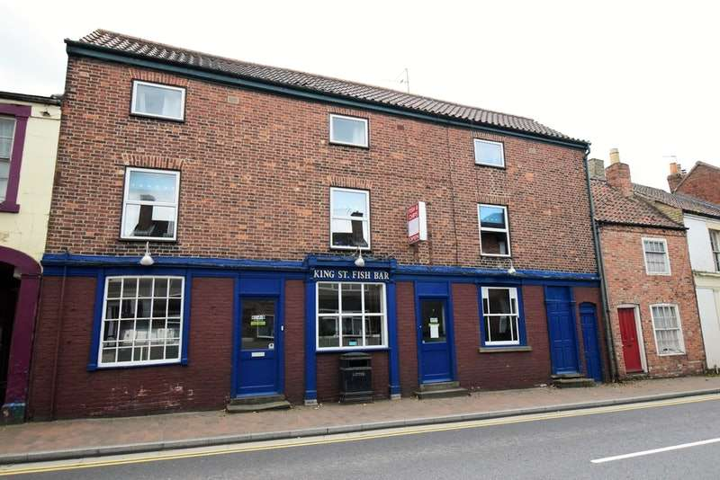 4 Bedrooms Terraced House for sale in King Street, Market Rasen, Lincolnshire, LN8