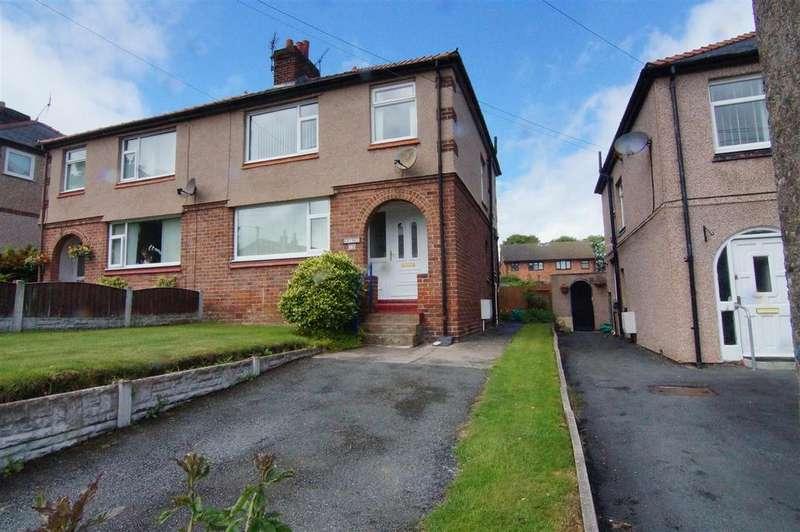 3 Bedrooms Semi Detached House for sale in 18 Pencoed Road, Llanddulas, Abergele