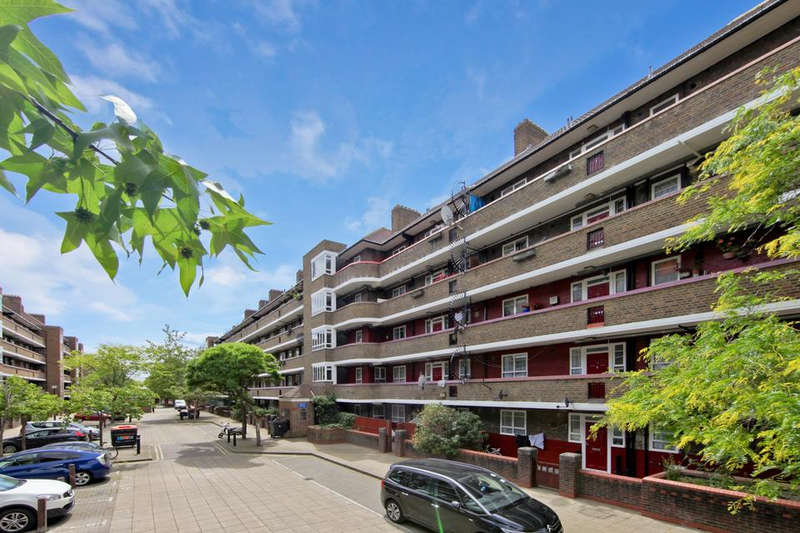 2 Bedrooms Flat for sale in Flat 16, Hastings House, London, W12