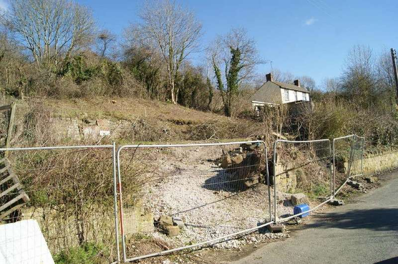 Land Commercial for sale in Brymbo, Wrexham