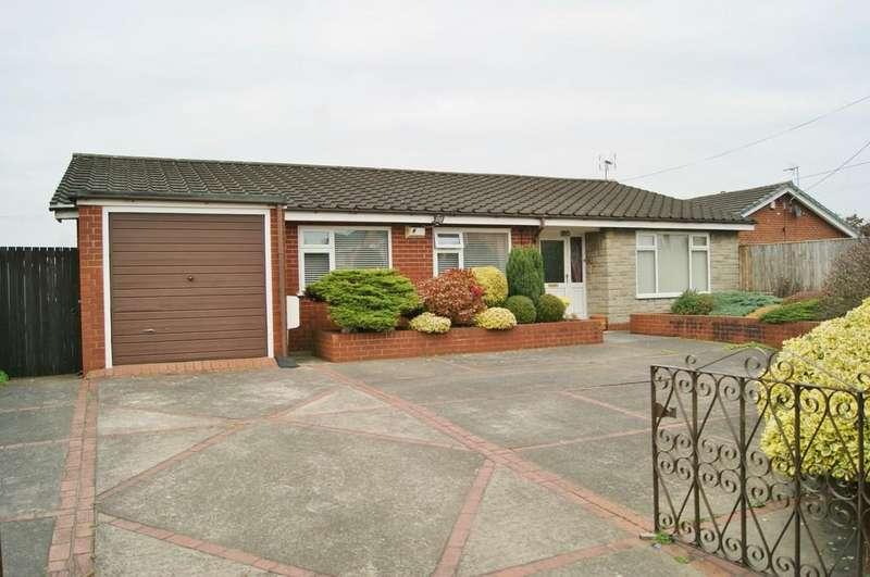 3 Bedrooms Detached Bungalow for sale in New Rhosrobin, Wrexham