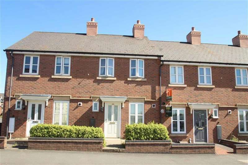 2 Bedrooms Terraced House for sale in St Michaels Street, Shrewsbury