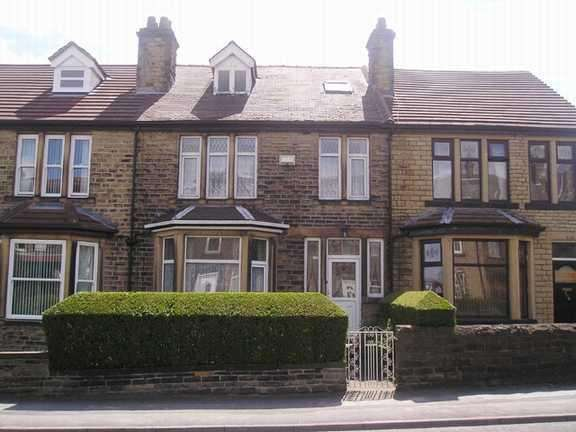5 Bedrooms Terraced House for sale in Fagley Road, Fagley,Bradford, BD2 3JJ