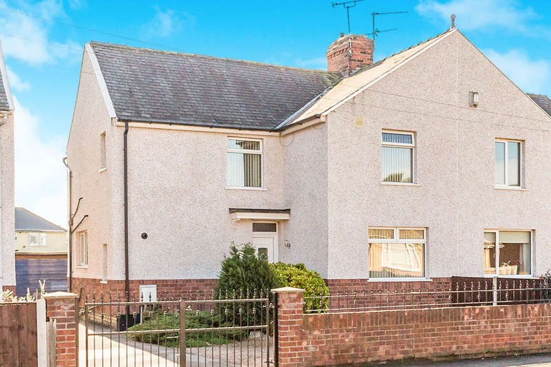3 Bedrooms Semi Detached House for sale in Windmill Balk Lane, Woodlands, Doncaster, DN6