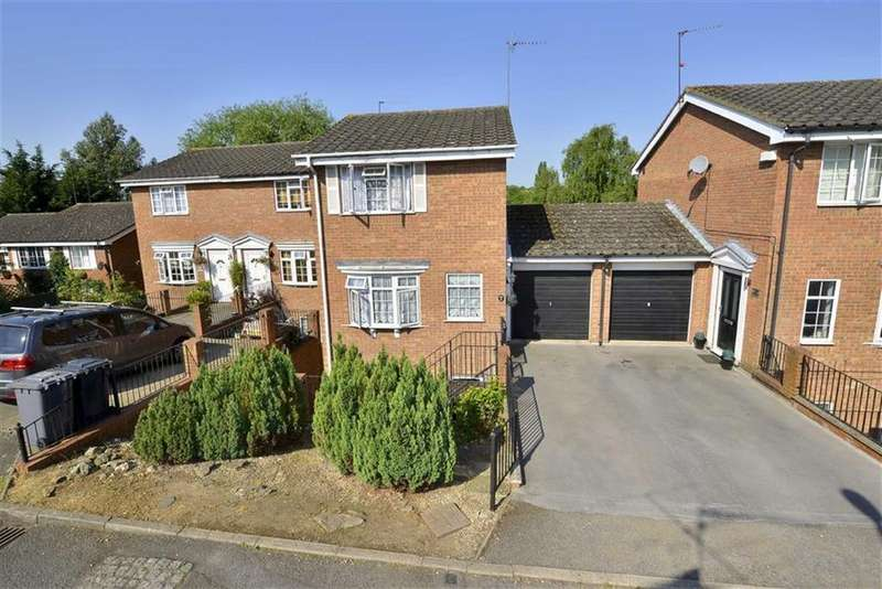 2 Bedrooms Detached House for sale in Leicester Close, Kettering