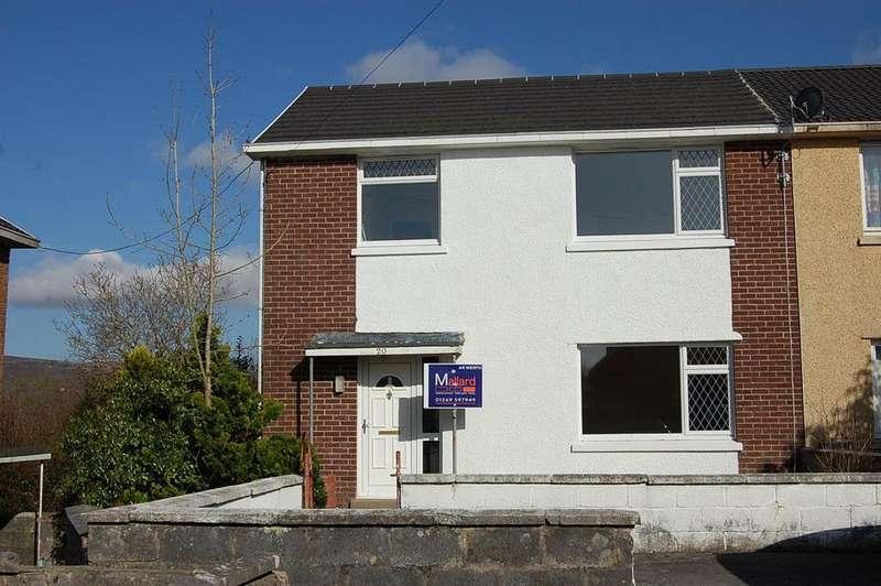 3 Bedrooms Semi Detached House for sale in Jones Terrace, Glanamman, Ammanford