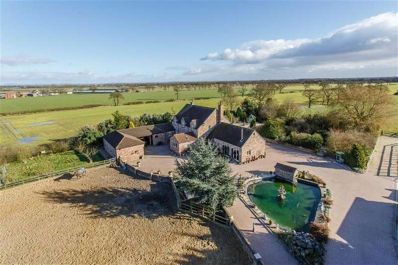 5 Bedrooms Detached House for sale in Bridges Lane, Ellerton