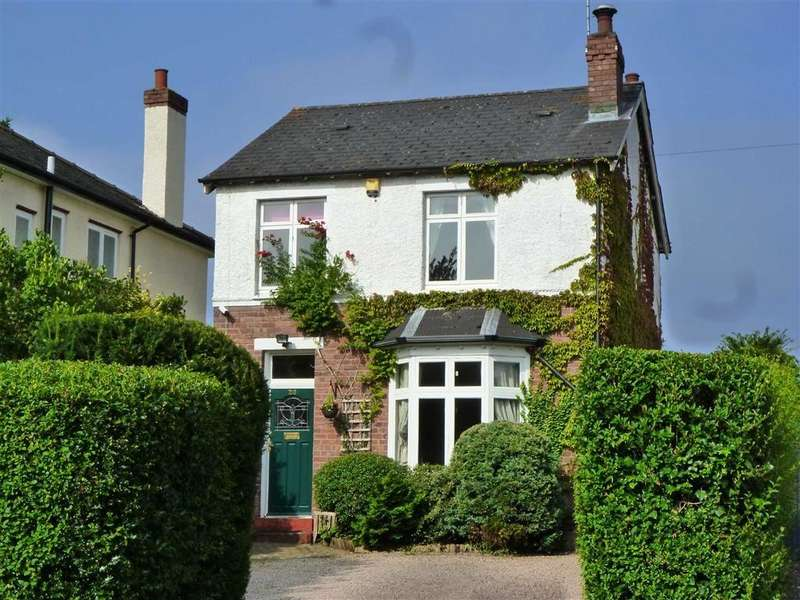 3 Bedrooms Detached House for sale in Larches Road, Kidderminster, Worcestershire