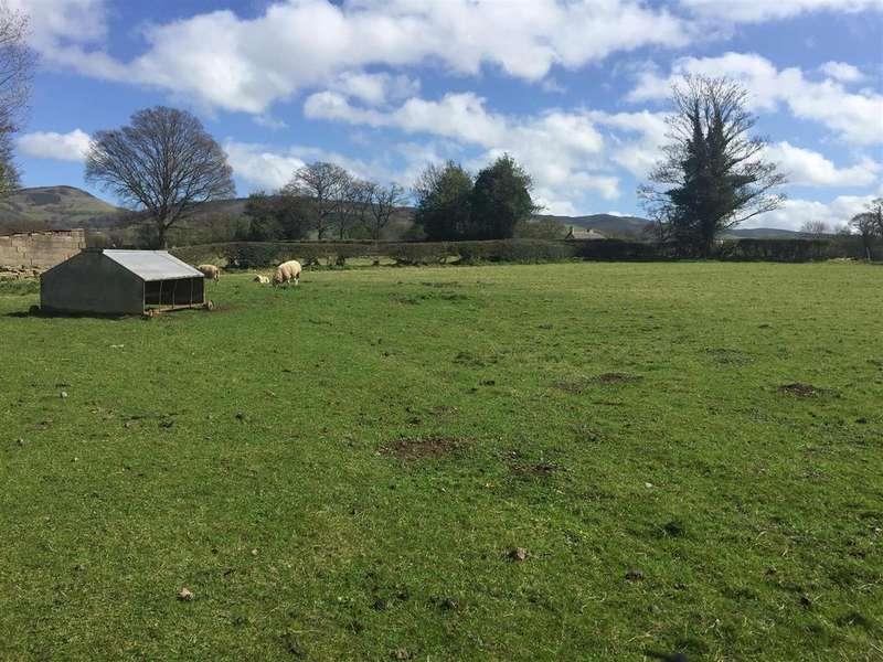 Plot Commercial for sale in Building Land at Llandyrnog, Denbighshire