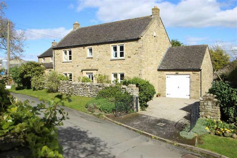 4 Bedrooms Detached House for sale in Thornton Steward, Ripon, North Yorkshire