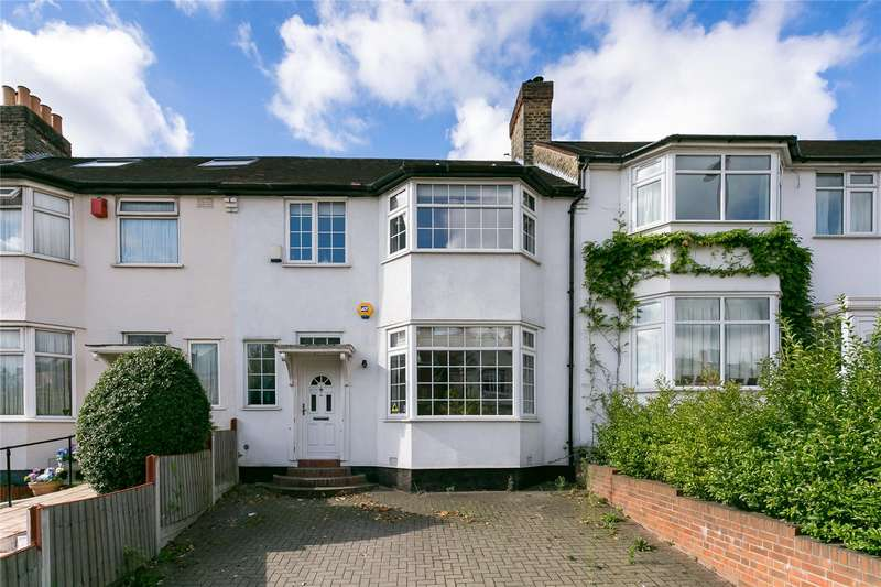 3 Bedrooms Terraced House for sale in Perry Rise, London, SE23