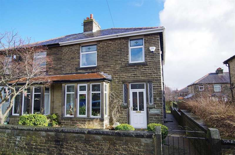 3 Bedrooms Semi Detached House for sale in Linden Road, Elland