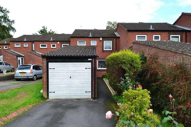 2 Bedrooms Terraced House for sale in Skomer Close, Rubery/Rednal, Birmingham