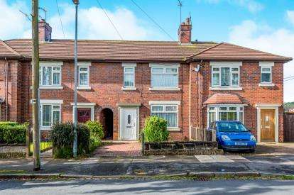 2 Bedrooms Terraced House for sale in Greyswood Road, Trent Vale, Stoke, Staffs