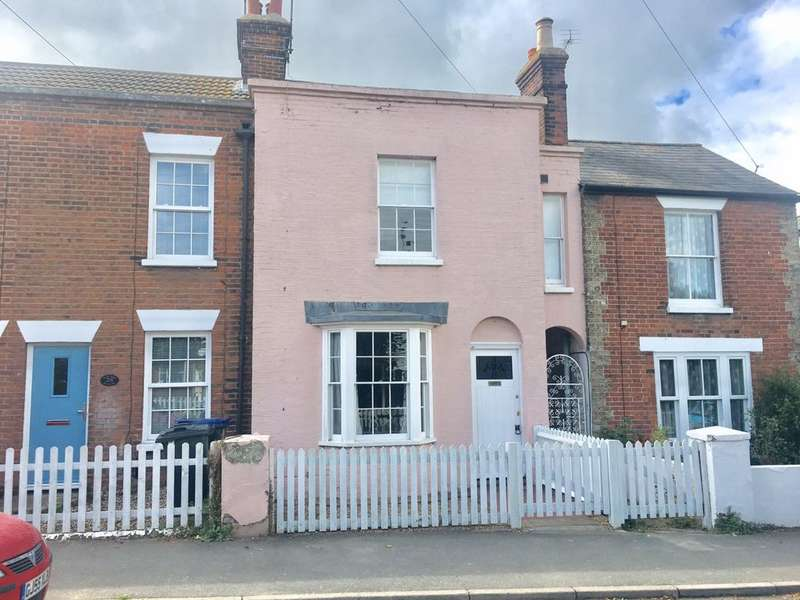 2 Bedrooms House for sale in Borstal Hill, Whitstable, CT5