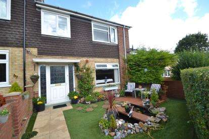 3 Bedrooms Semi Detached House for sale in Shelley Road, Wellingborough, Northamptonshire