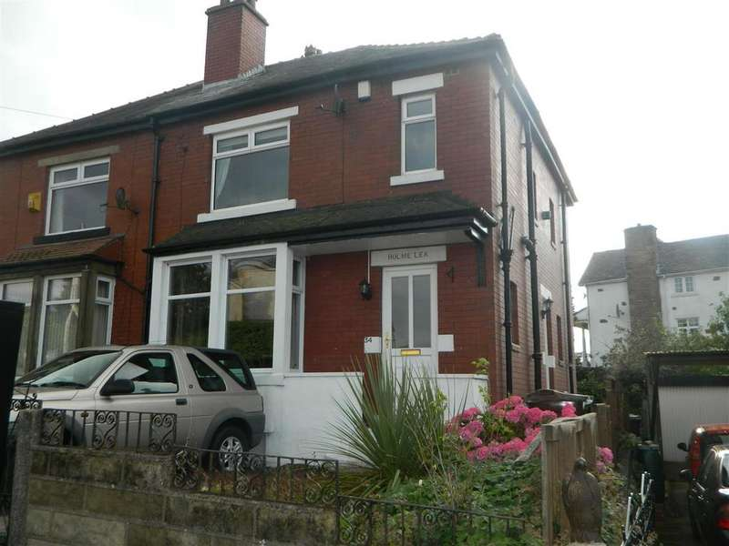 3 Bedrooms Semi Detached House for sale in Byland Grove, Allerton, Bradford, BD15 9JE
