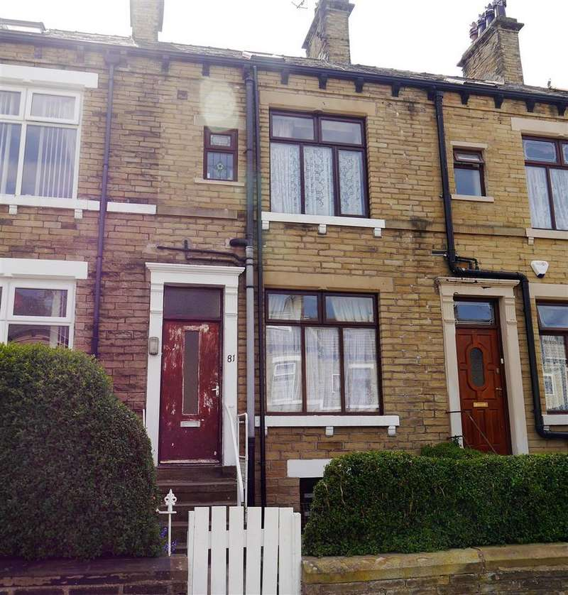 4 Bedrooms Terraced House for sale in Waverley Road, Lidget Green, Bradford, BD7 3AJ