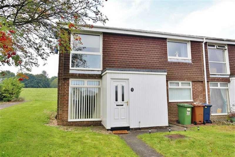 2 Bedrooms Apartment Flat for sale in Merrington Close, Moorside, Sunderland, SR3