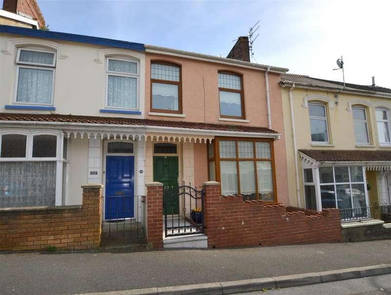 3 Bedrooms Terraced House for sale in Bradford Street, Llanelli