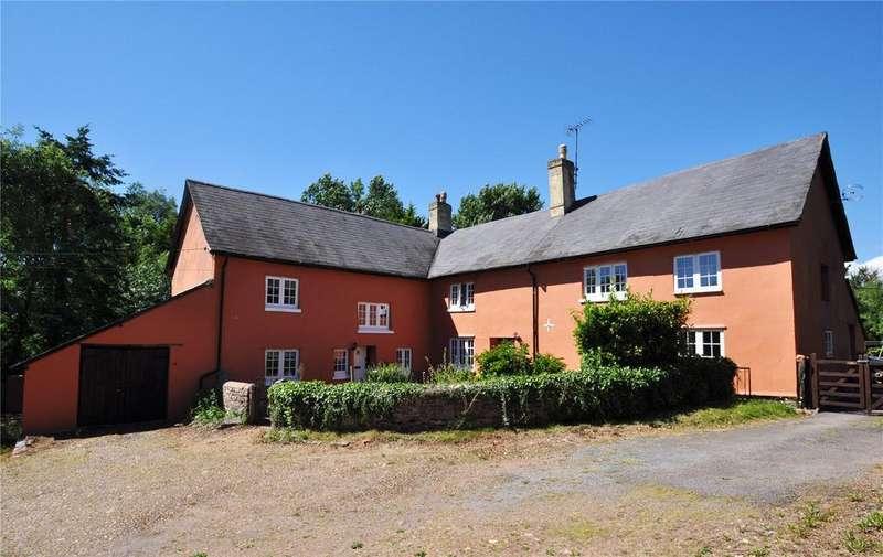 5 Bedrooms House for sale in Willand, Cullompton, Devon, EX15