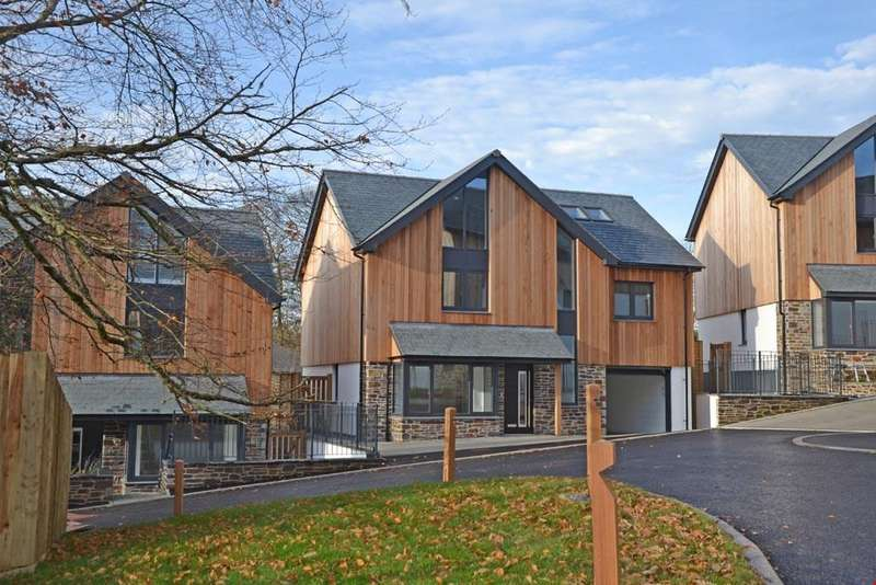 4 Bedrooms Detached House for sale in Cornelius Drive, Truro, Cornwall, TR1