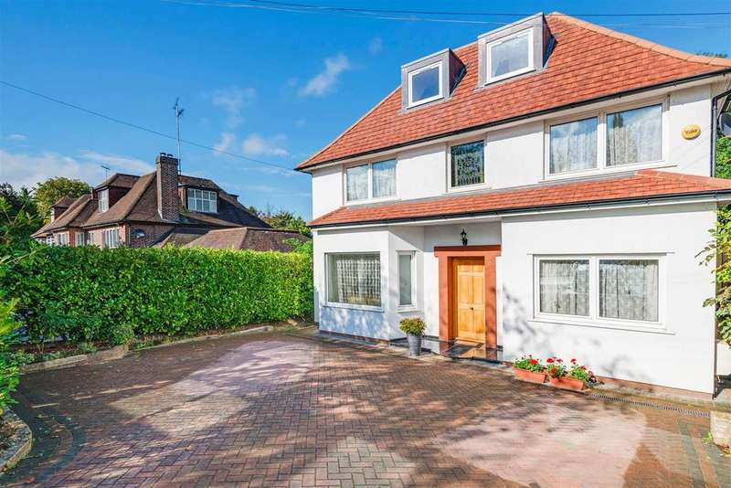 6 Bedrooms Detached House for sale in Aylmer Road, N2