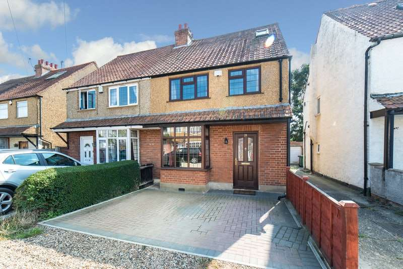 4 Bedrooms Semi Detached House for sale in Westfield Road, Slough, Berkshire, SL2