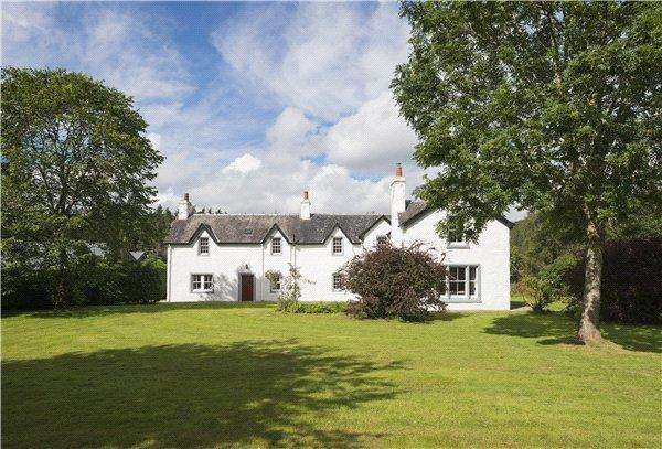 6 Bedrooms Detached House for sale in Langwell Lodge, Lairg, Sutherland, IV27