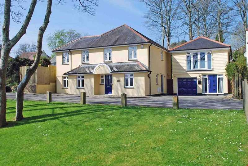 5 Bedrooms Detached House for sale in Truro, South Cornwall, TR1