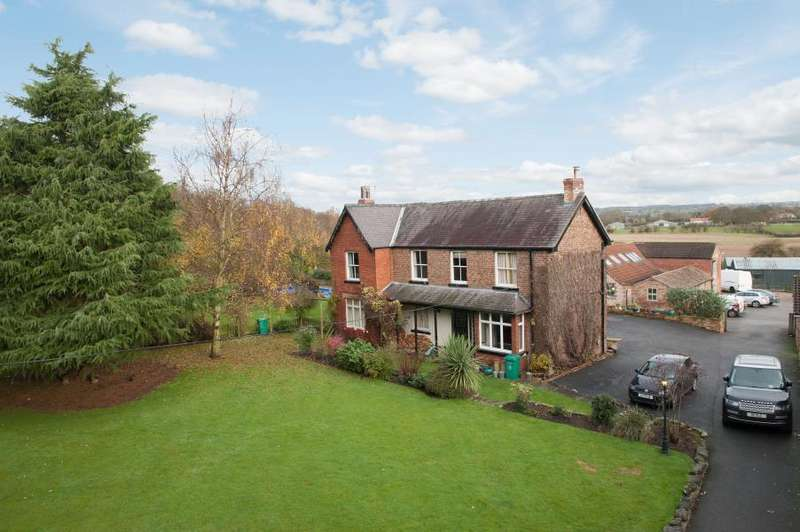7 Bedrooms Detached House for sale in HARROGATE ROAD, LITTLETHORPE, RIPON, HG4 3AA