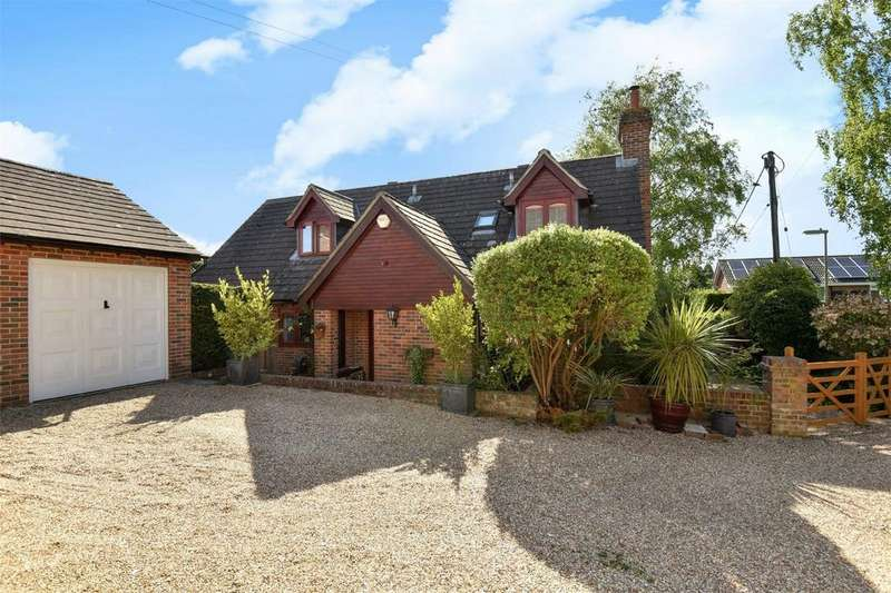 3 Bedrooms Detached House for sale in Sutton Scotney, Winchester, Hampshire