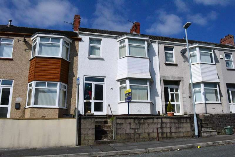3 Bedrooms Terraced House for sale in Zouch Street, Swansea