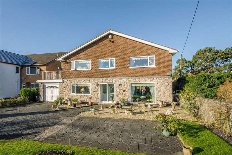 3 Bedrooms Detached House for sale in Llanfair Road, Ruthin