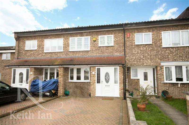 5 Bedrooms Terraced House for sale in Wellers Grove, West Cheshunt