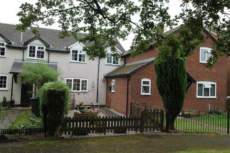 3 Bedrooms Terraced House for sale in Redlake Meadow, Bucknell, Nr Craven Arms