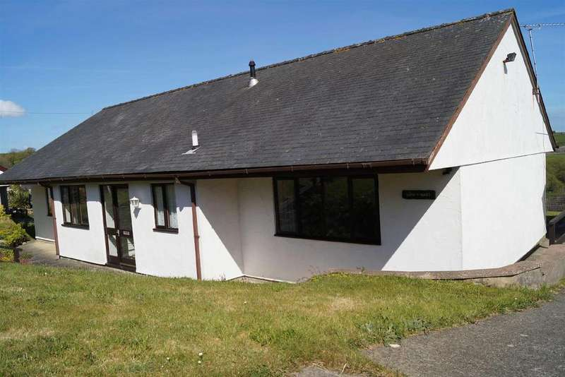 3 Bedrooms Detached Bungalow for sale in Sarn Mellteyrn