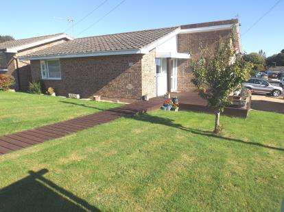 2 Bedrooms Bungalow for sale in Wootton Bridge, Ryde, Isle Of Wight