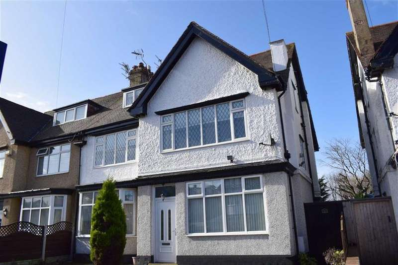 3 Bedrooms Apartment Flat for sale in Beresford Road, CH45