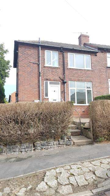 3 Bedrooms End Of Terrace House for rent in Hall Road, Sheffield, S9 4AG