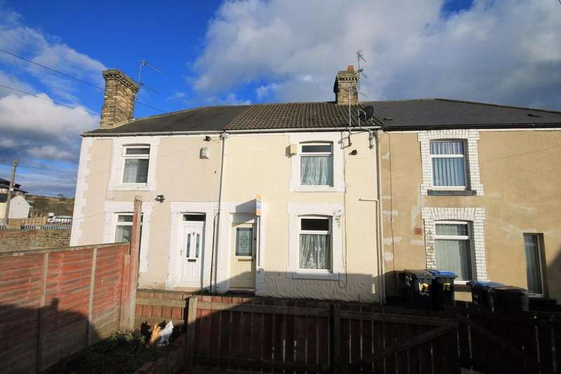 2 Bedrooms Terraced House for sale in Croft Street, Crook