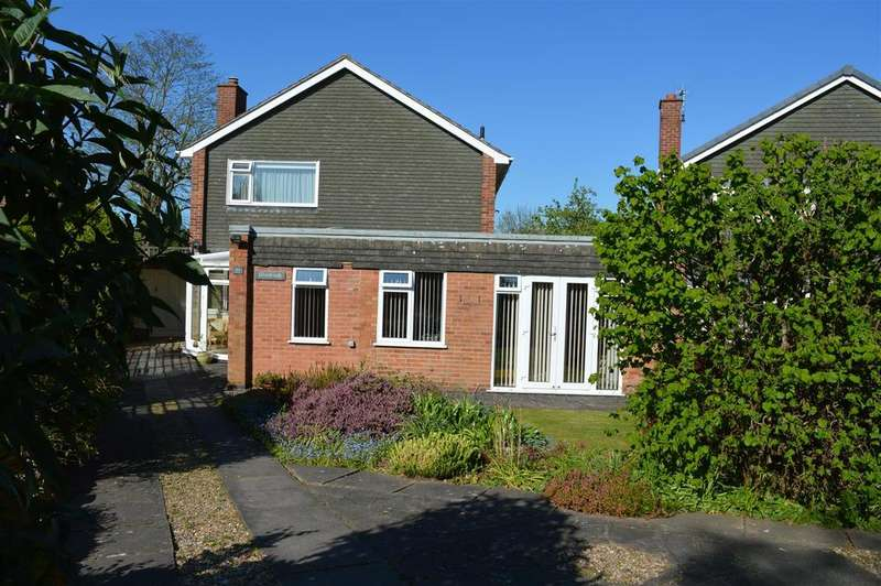 4 Bedrooms Detached House for sale in All Saints Road, Thurcaston, Leicester