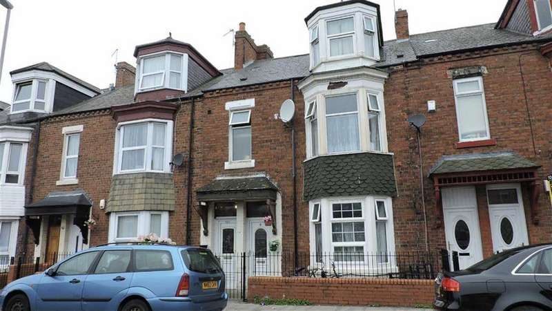 3 Bedrooms Terraced House for sale in Dean Road, South Shields